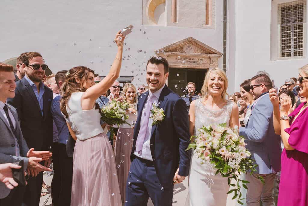 Weddings in Slovenia - church ceremony