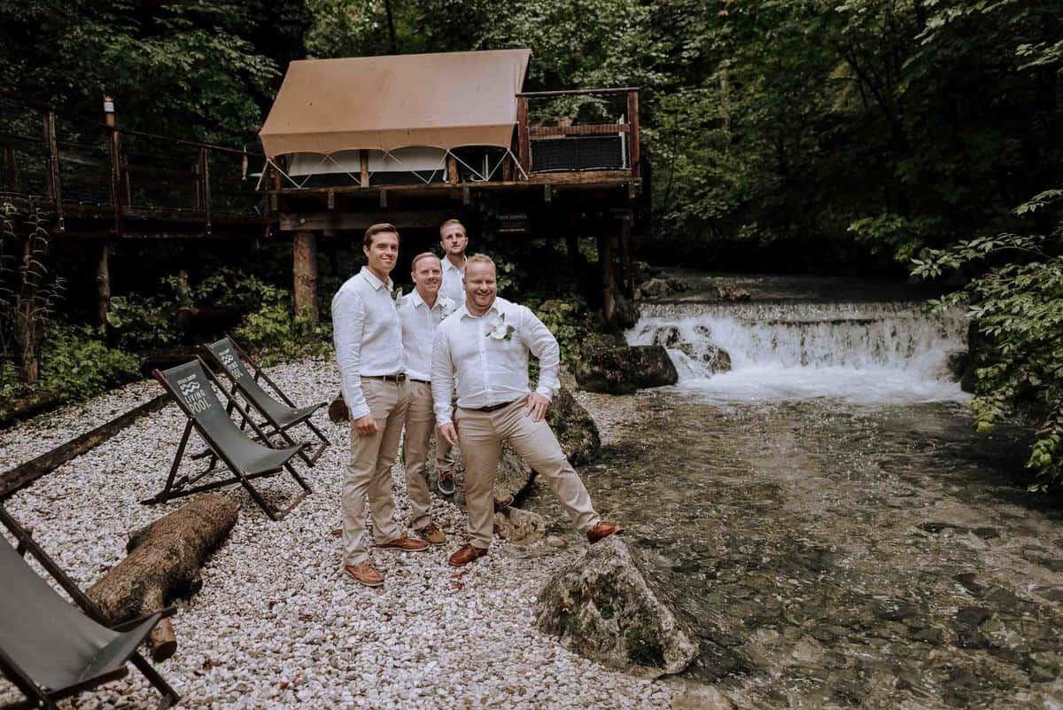 Weddings in Slovenia - civil ceremony
