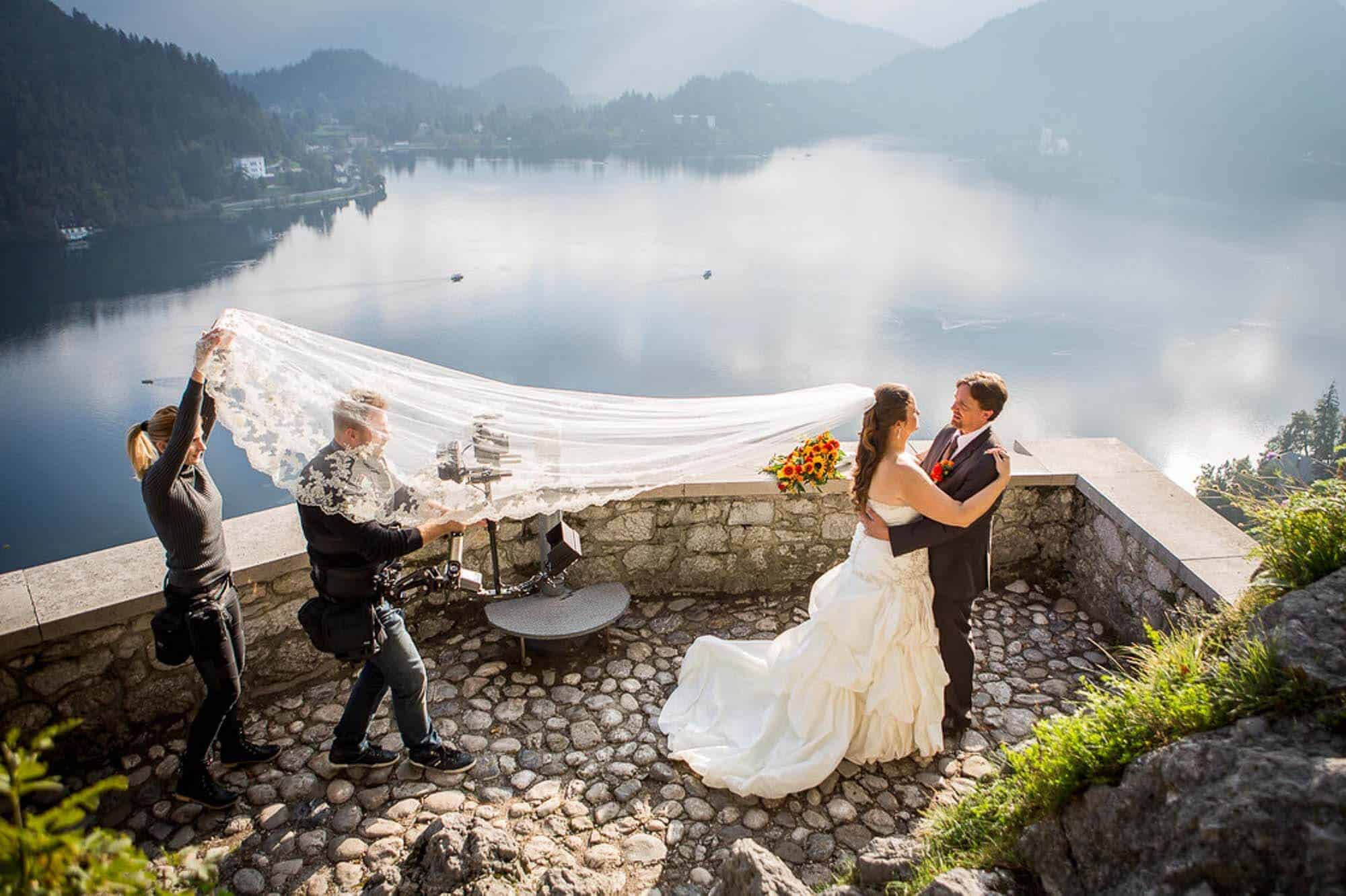 Primavera Bled - Weddings in Slovenia - Videography Service