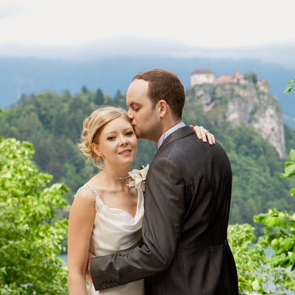 Weddings in Slovenia Nick + Lucie - UK