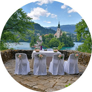 Weddings in Bled - civil wedding 4